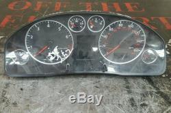 00 06 Audi A6 2.7 V6 30v 250bhp Quattro Ecu Set 4z7907551n #535 Ref De262