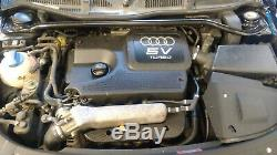 04 AUDI TT MK1 QUATTRO ENGINE 1.8T 20v 180BHP ARY (COMPLETE 20vt ENGINE PACKAGE)