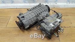 1999 Audi Tt Mk1 1.8t 224bhp Quattro 6sp Manual Rear Diff Differential 02d525053
