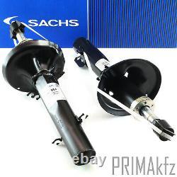 2 SACHS Stoßdämpfer Staubschutzsatz Domlager vorne Audi A3 VW Golf IV Seat Skoda