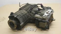 2000 Audi Tt 1.8t Quattro Mk1 225bhp 6 Speed Manual Rear Diff Differential Dqb