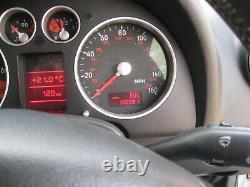 2001 AUDI TT 1.8 180 BHP MANUAL QUATTRO convertible