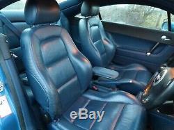 2001 Audi TT 1.8 Quattro 225 BHP