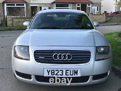 +++2001 Y Audi Tt 1.8 T Quattro 180 Bhp 4wd 2 Door Coupe+++