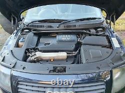 2002 AUDI TT 1.8 (180bhp) Quattro, 6 Speed, 132k, 8 MOT, BOSE, May P/Ex