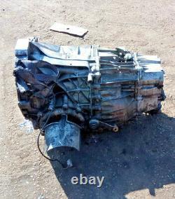 2002 Audi A4 B6 Sport Quattro 2.5tdi Diesel Bfc 163bhp Cvt Automatic Gec Gearbox