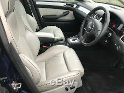 2003 Audi Rs6 4.2 V8 Twin Turbo Bi-turbo Saloon Blue Mtm Tuned 530+bhp Quattro