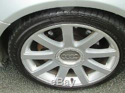2003 Audi S3 1.8t Quattro 3dr Stage 1 Remap 250 Bhp++modified++huge Spec++