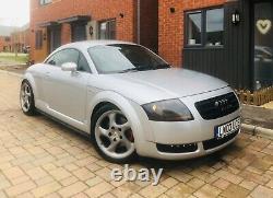 2003 Audi TT 1.8t Quattro modified 1.8t 20v turbo 180bhp fast vw golf