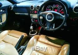 2003 Audi TT Coupe 1.8 T Quattro (225bhp) Petrol Manual