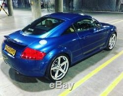 2003 Audi TT Coupe 1.8 TFSI Quattro (225bhp) Petrol Manual