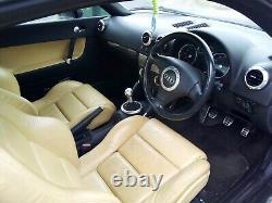 2003 Audi TT QUATTRO (180 BHP) Coupe