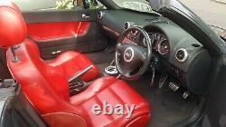 2003 Audi Tt 3.2 Roadster V6 Quattro 2d 247 Bhp