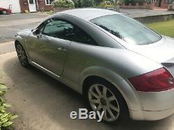 2003 Audi Tt Quatro 180 Bhp 1.8t Coupe Petrol