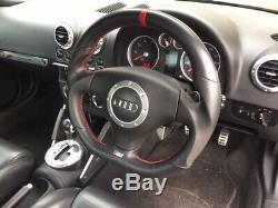 2004 04 Audi Tt 3.2 V6 Quattro 3d Auto 247 Bhp Black Low Mileage Lots Of Extras