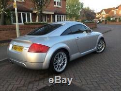 2004 Audi Tt Quattro + 150 Bhp + Hpi Clear