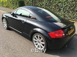 2004 Audi Tt Quattro 180bhp Fsh Full Mot Stunning Original Example Must See Car