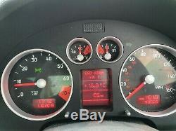 2005 AUDI TT 1.8 QUATTRO SPORT 240 BHP 1 OF 800 WITH RECARO POLES 48K Miles
