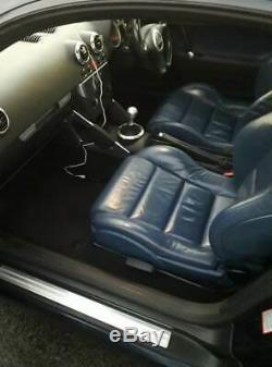 2005 Audi TT 1.8 T quattro 180 BHP