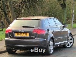 2006 Audi A3 Sport 2.0 Tdi Quattro 140 Bhp 6 Speed 5 Door++new Shape++leather+++