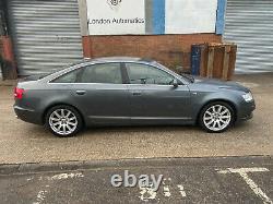 2006 Audi A6 Fsi Quattro 3.2 Petrol Automatic S Line, 256 Bhp, London Ulez Free