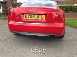 2006 Audi S4 B7 4.2 V8 Quattro 344bhp Auto Tiptronic