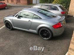 2006 Mk1 Audi TT 1.8 Turbo quattro 190bhp, 114k, stunning car, bargain