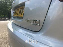 2007 (57) Audi A3 2.0 Tdi Quattro S Line 170 Bhp 117k Service History Lady Owner