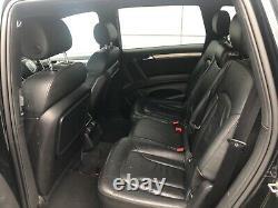 2007 57 Audi Q7 S Line quattro 3.0 tdi 5d 234 BHP AUTO ESTATE AUTOMATIC