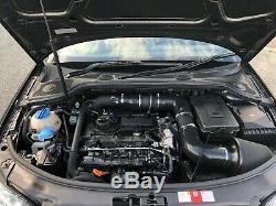 2007 AUDI S3 2.0 TFSI QUATTRO 8P 350 BHP 3 Door Hatchback BLACK PX +BARGAIN+
