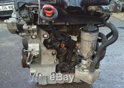 2007 Audi A3 8p Sport Quattro 2.0tdi Bmn 170bhp 6 Speed Manual Bare Engine