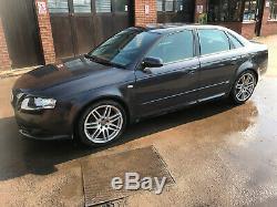 2007 Audi A4 2.0TFSI QUATTRO 220BHP SPECIAL EDITION