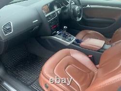 2007 Audi A5 3.0 TDI Quattro 237BHP Coupe Manual Black
