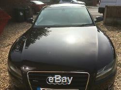 2007 Audi A5 3.0 TDI Quattro S 120k, 240bhp, spares or repair