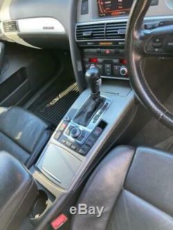 2007 Audi A6 3.0v6 TDI QUATTRO LE MANS SLINE 240bhp AUTOMATIC TIPTRONIC