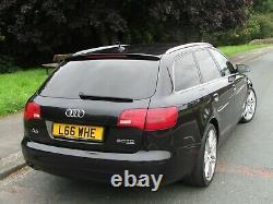2007 Audi A6 Avant S Line Le Mans Edition 3.0 Tdi 230 Bhp Quattro Automatic++
