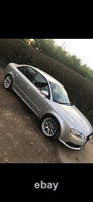2007 Audi B7 A4 Sline Special Edition 2.0tdi 170bhp Quattro