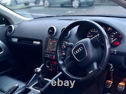 2007 Audi S3 8p 2.0 Tfsi 265bhp Fsh Quattro Stunning Example