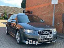 2007 Audi S3 Quattro STAGE2+ 370bhp, Sunroof Fully Loaded