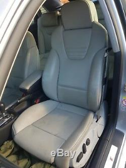 2007 Audi S4 B7 4.2 V8 Quattro 344bhp Fully Electric Cream Recaro Bucket Seats