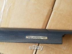 2007 Audi S4 B7 Saloon 4.2 Petrol V8 Quattro 344bhp Carbon Fiber Trims 6 Pieces