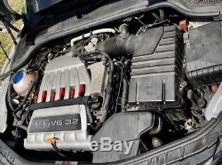 2007 Audi TT Quattro 3.2 V6 FSH Silver 250 BHP Very Low Milage 19 Inch alloys