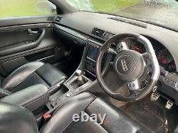 2007 Audi rs4 Quattro v8 4.2 fsi 440BHP grey stunning swap px welcome
