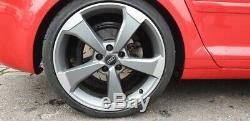 2008 AUDI A3 2.0 TFSI S Line Sportback Quattro DSG 270BHP Pan Roof Modified Bose