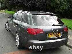 2008 Audi A6 Avant S Line Le Mans Edition 2.7 Tdi 180 Bhp Quattro Automatic++