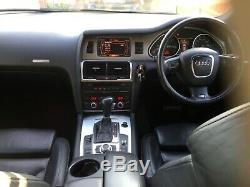 2008 Audi Q7 3.0 TDI (330bhp) S Line Quattro 5DR