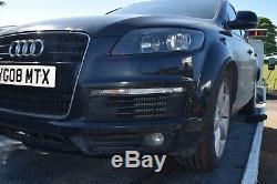 2008 Audi Q7 Quattro 3.0 Tdi V6 240bhp Rear Diff Differential 0ab525017f