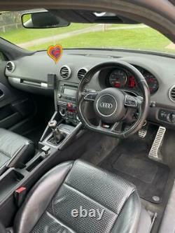 2008 Audi S3 8p 2.0 Tfsi 314bhp Quattro 3 Door 6 Speed Manual