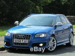 2008 Audi S3 Quattro 2.0 Tfsi 265 Bhp 5 Door++new Shape++flat Bottom++bargain++