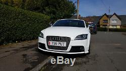 2008 Audi Tt 2.0 Tts Tfsi Quattro 2d 272 Bhp Limited Edition